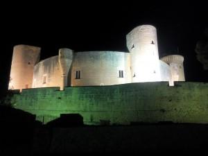 foto exterior del castillo
