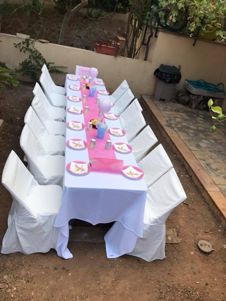 Foto mesa comunión