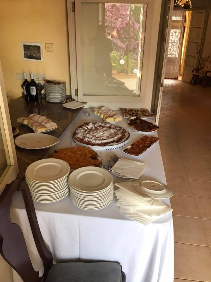 Mesa buffette